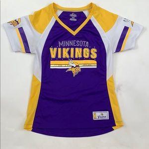 Minnesota Vikings Jersey Tee